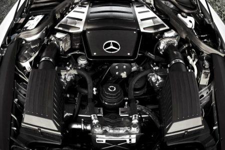 Wheelsandmore se atreve con el Mercedes SLS AMG Roadster