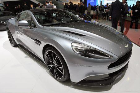 Ginebra 2013: Aston Martin Vanquish Centenary