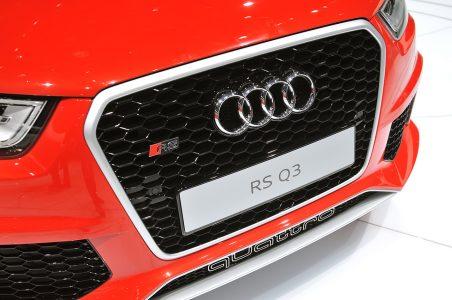 Ginebra 2013: Audi Q3 RS