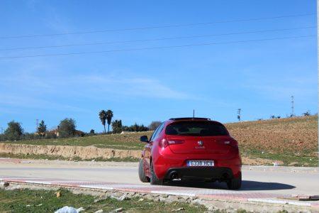 Prueba Alfa Romeo Giulietta Quadrifoglio Verde (parte 2)