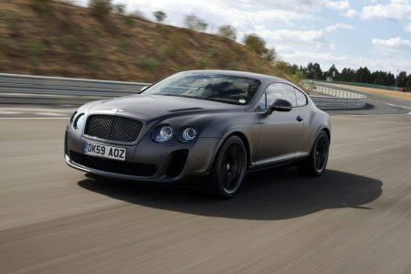 Un nuevo Bentley Continental Supersports podría llegar en 2014