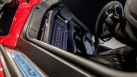 Kahn Design se atreve con el Lamborghini Aventador