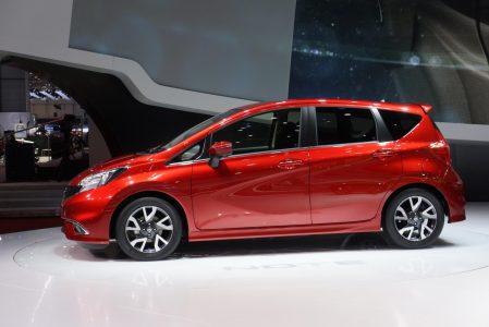 Ginebra 2013: Nissan Note