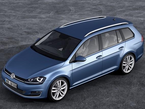 Antes de tiempo: Volkswagen Golf Variant