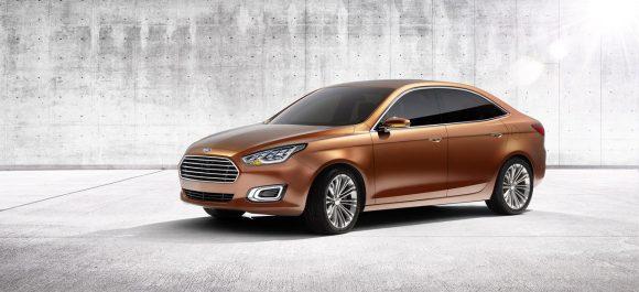El Ford Escort vuelve… en China