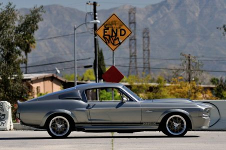 """A subasta el Ford Mustang """"Eleanor"""" de 1967 de 60 Segundos"""