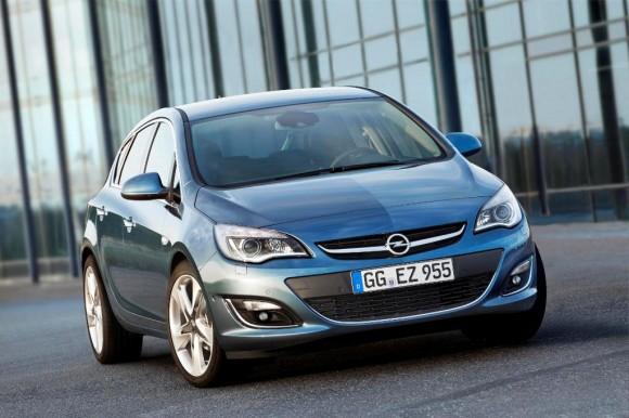 El nuevo Opel Astra llegará en 2016