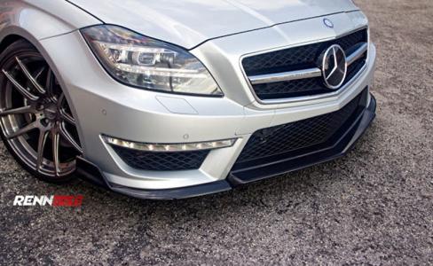 Mercedes CLS63 AMG por RENNtech