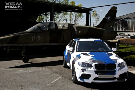 "BMW X6 M ""Stealth"""