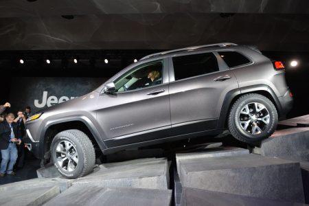 Nueva York 2013: Jeep Cherokee