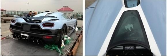 Aparece un Koenigsegg Agera R único en China