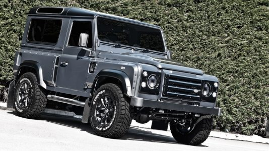 Land Rover Defender XS90 Chelsea