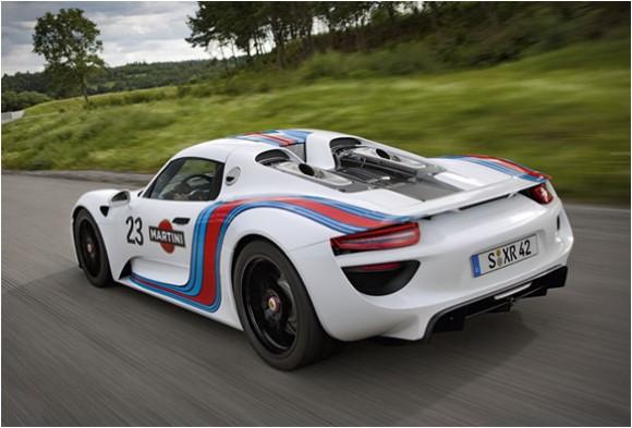 Porsche recula y se plantea mejorar las prestaciones del 918 Spyder