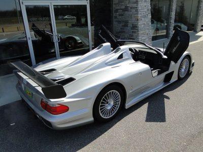 Mercedes CLK GTR a la venta en eBay