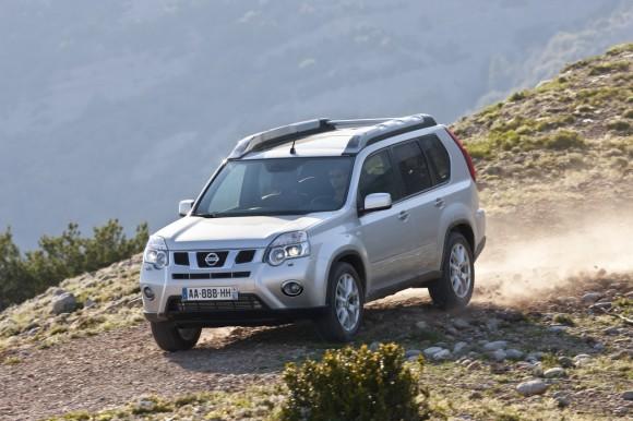 """Nissan X Trail """"360"""""""