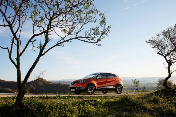 España: Llega el Renault Captur
