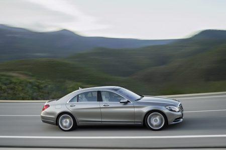 Mercedes-Benz S 400 HYBRID (W 222) 2013
