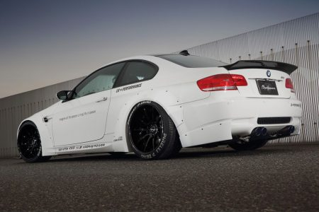 BMW M3 por LB Performance