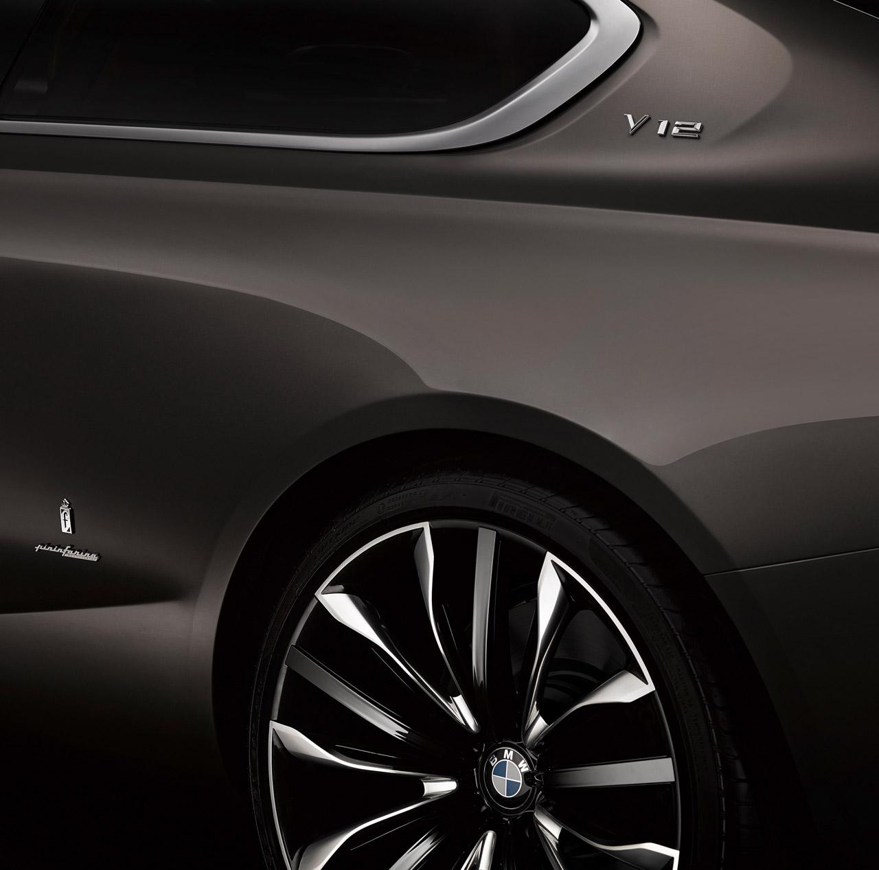 BMW Pininfarina Gran Lusso Coupé 2