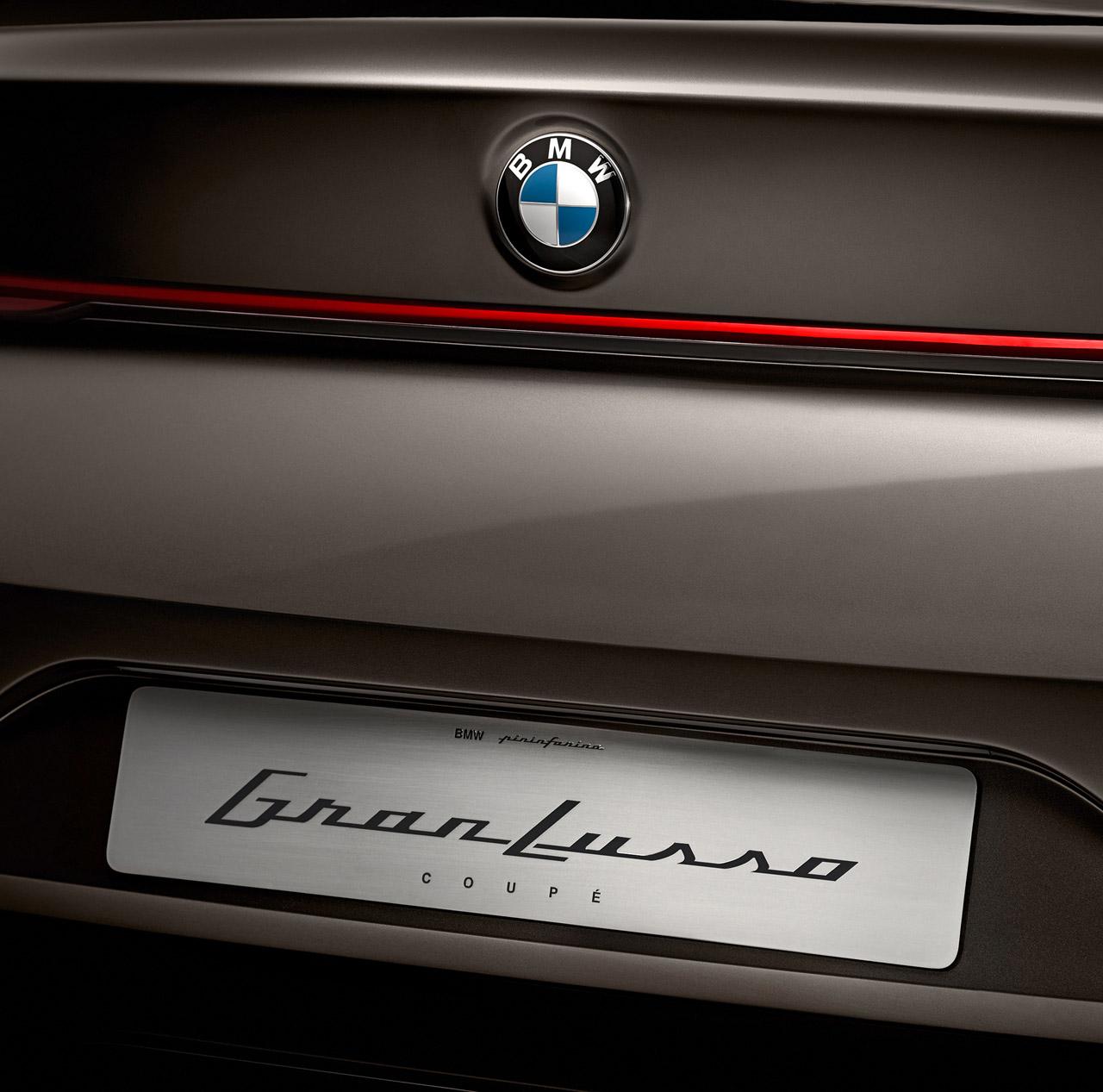 BMW Pininfarina Gran Lusso Coupé 3
