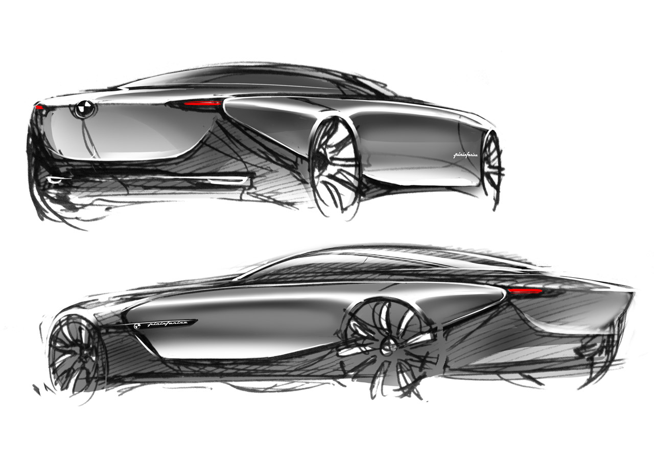 BMW Pininfarina Gran Lusso Coupé 5