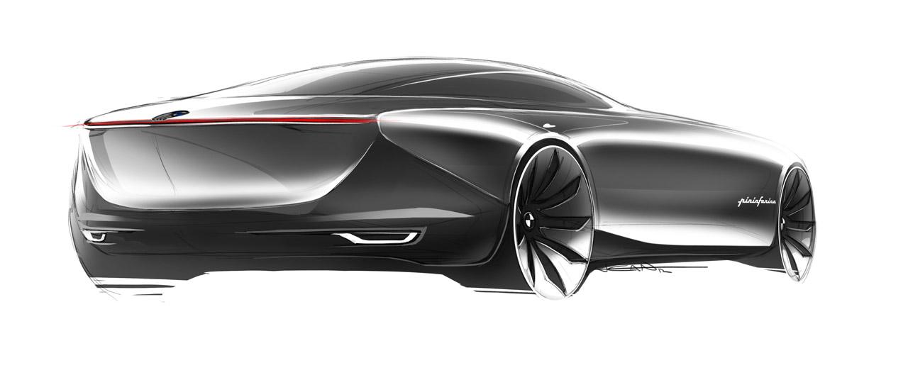 BMW Pininfarina Gran Lusso Coupé 6