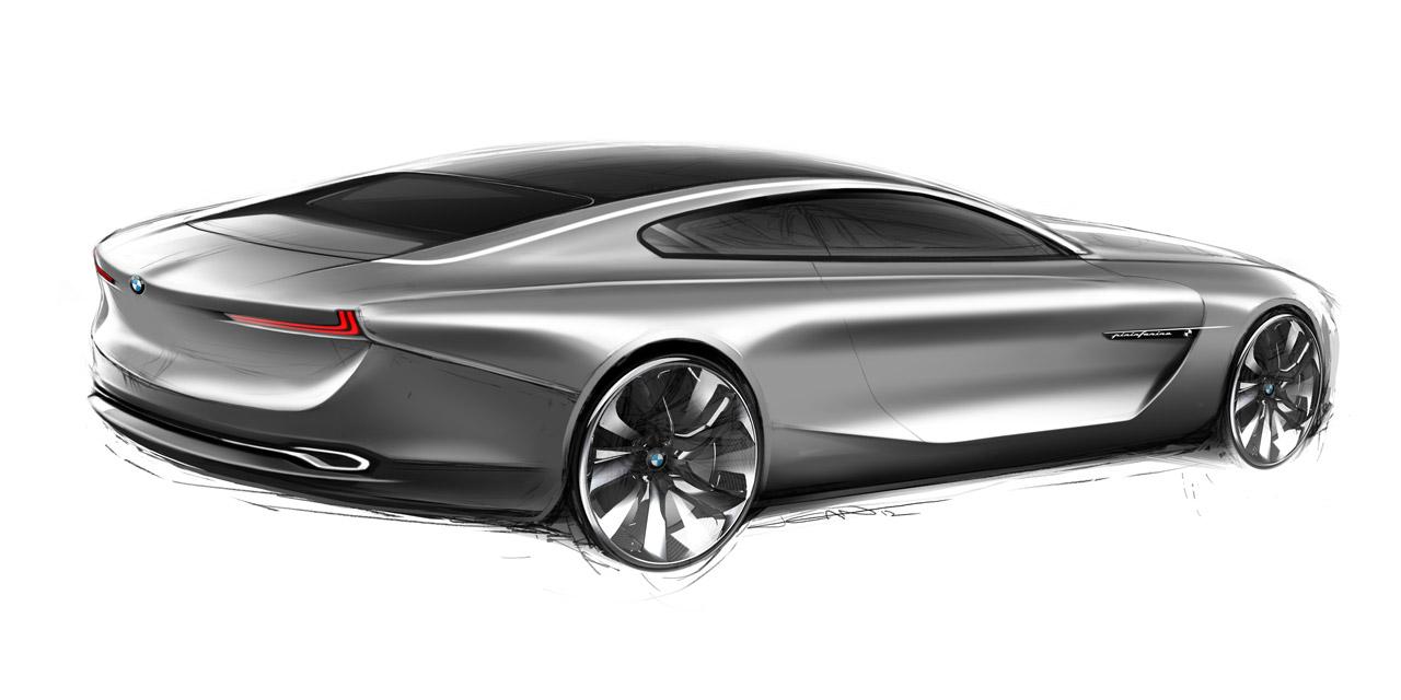 BMW Pininfarina Gran Lusso Coupé 8