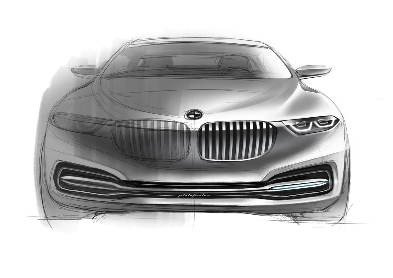 BMW Pininfarina Gran Lusso Coupé 10