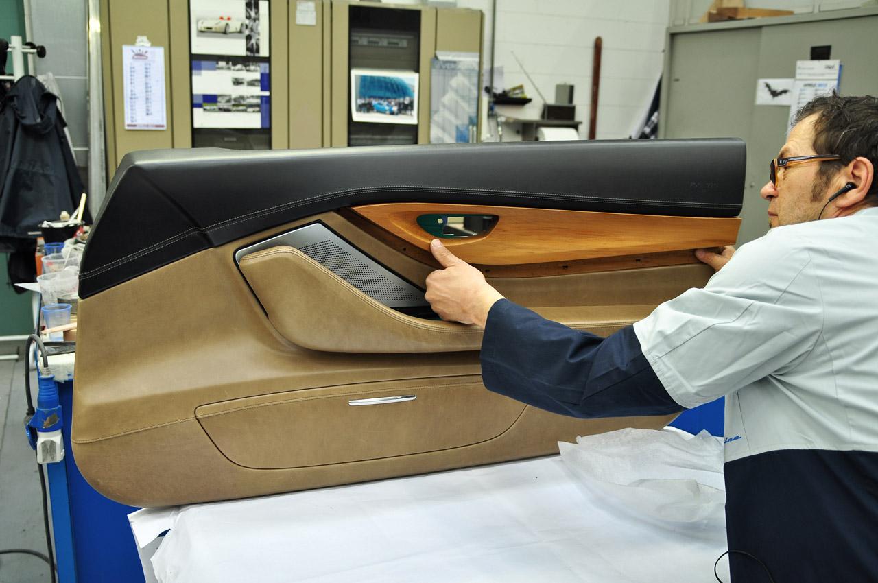 BMW Pininfarina Gran Lusso Coupé 13