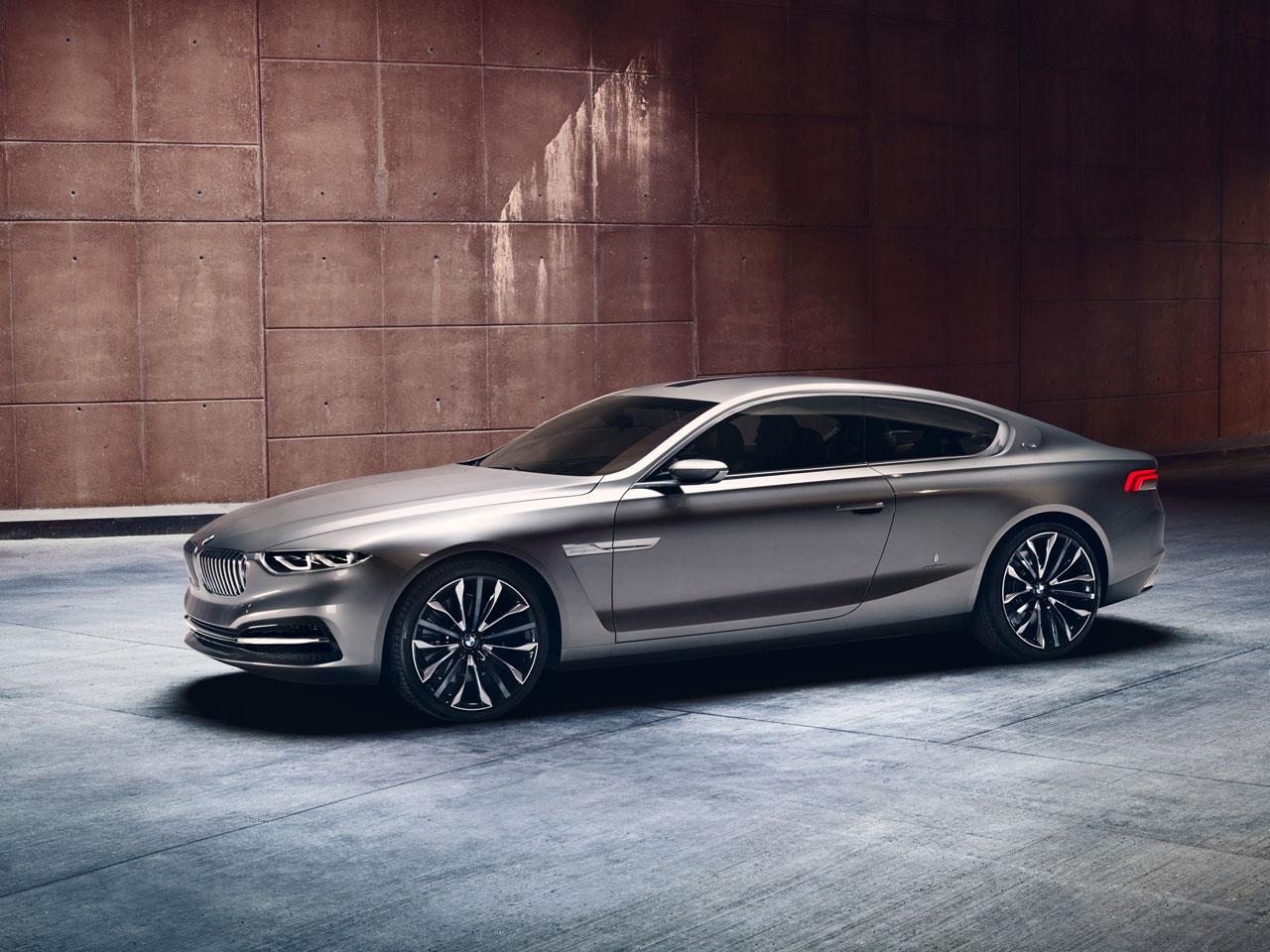 BMW Pininfarina Gran Lusso Coupé 17