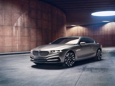 BMW Pininfarina Gran Lusso Coupé