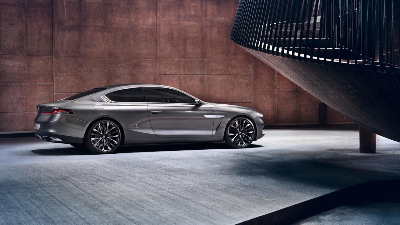 BMW Pininfarina Gran Lusso Coupé 19