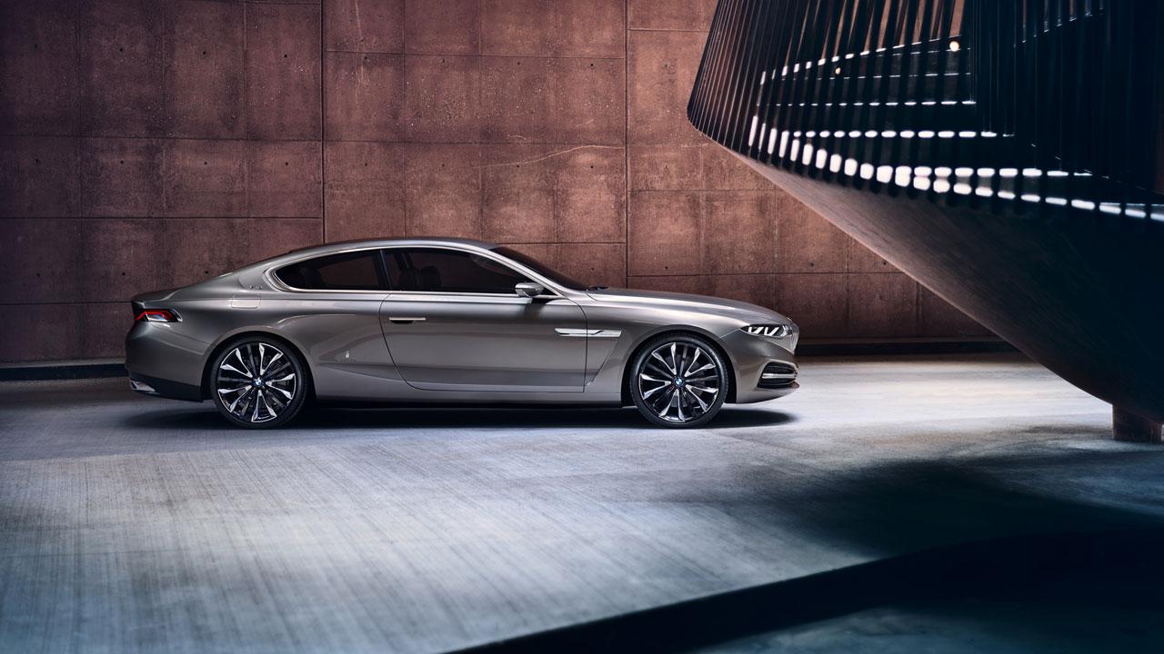 BMW Pininfarina Gran Lusso Coupé 20
