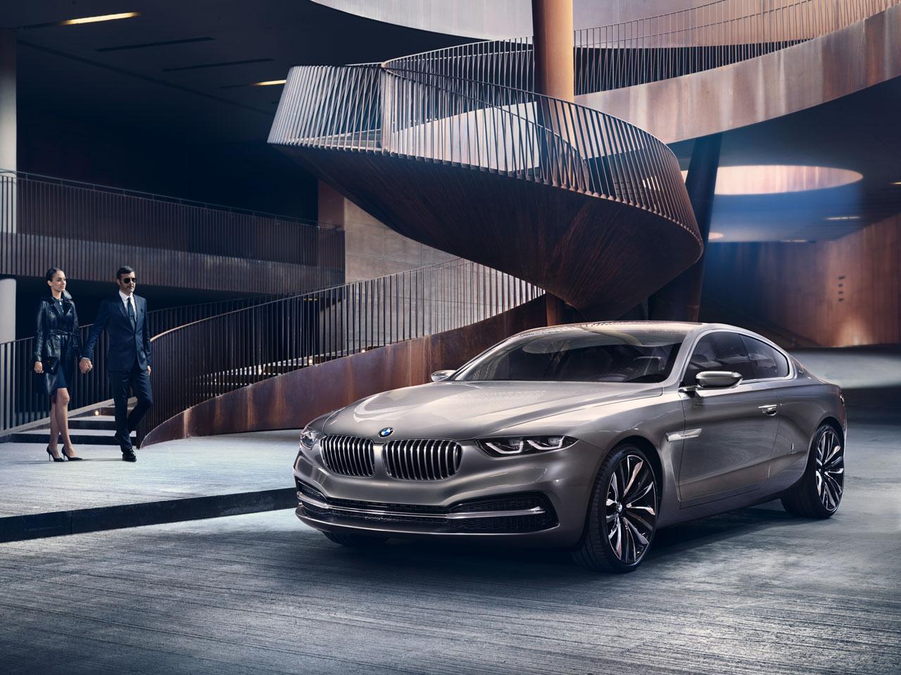 BMW Pininfarina Gran Lusso Coupé 24