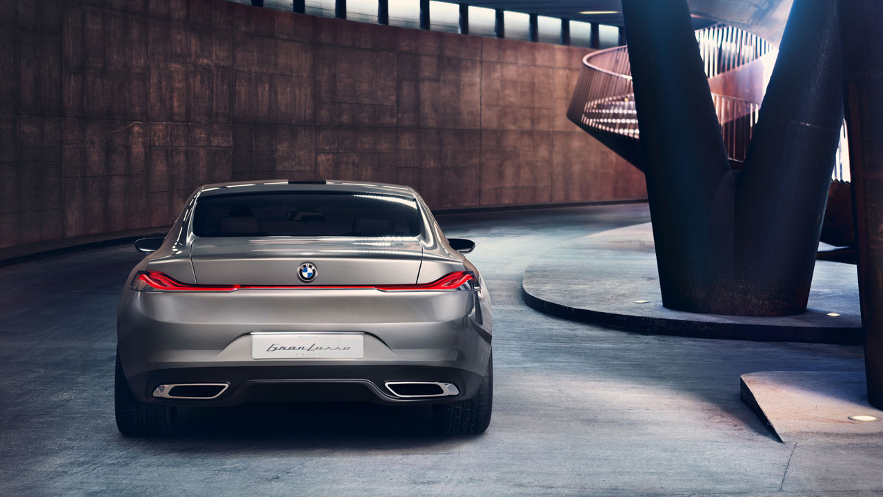 BMW Pininfarina Gran Lusso Coupé 27