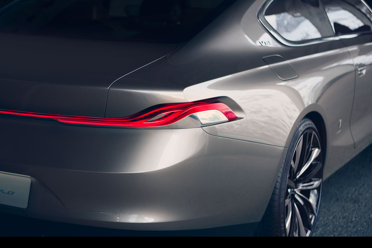BMW Pininfarina Gran Lusso Coupé 34
