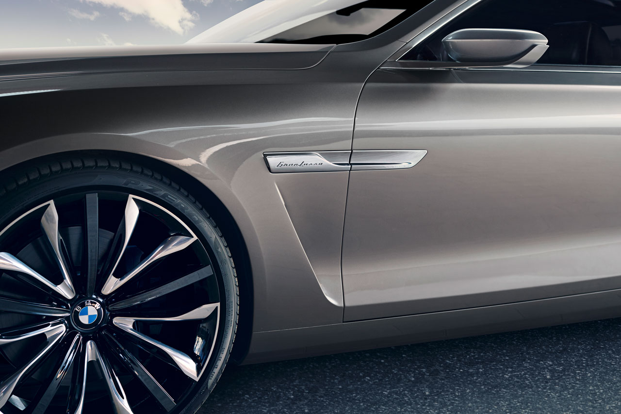 BMW Pininfarina Gran Lusso Coupé 35