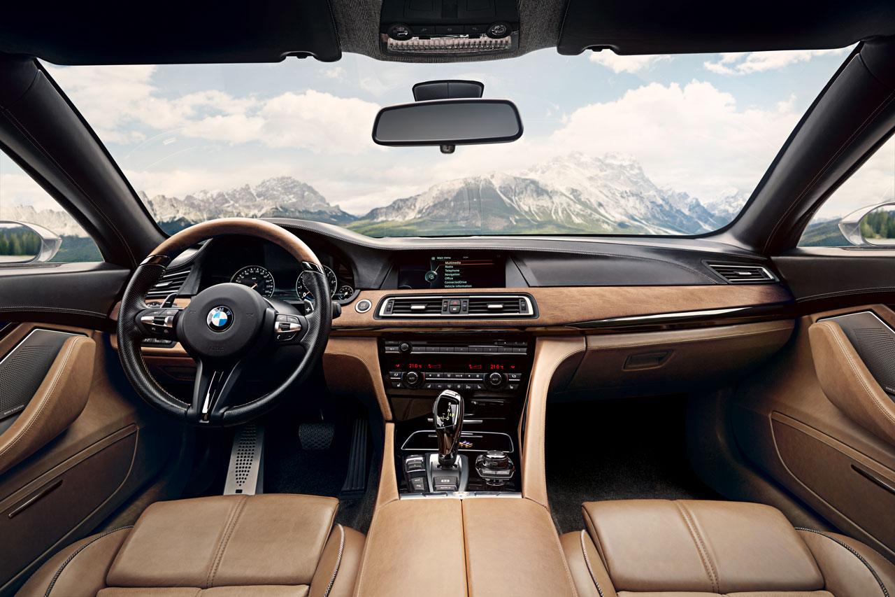 BMW Pininfarina Gran Lusso Coupé 38
