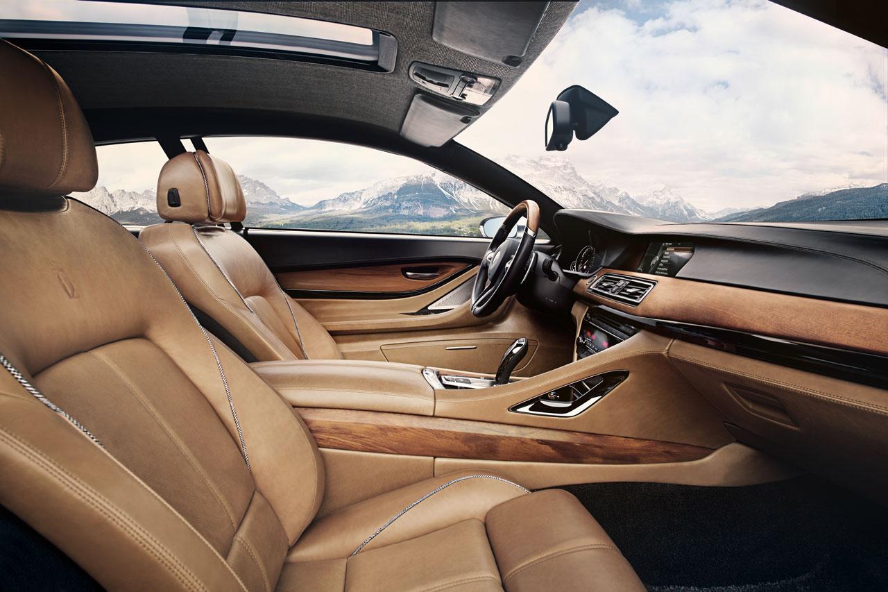 BMW Pininfarina Gran Lusso Coupé 39