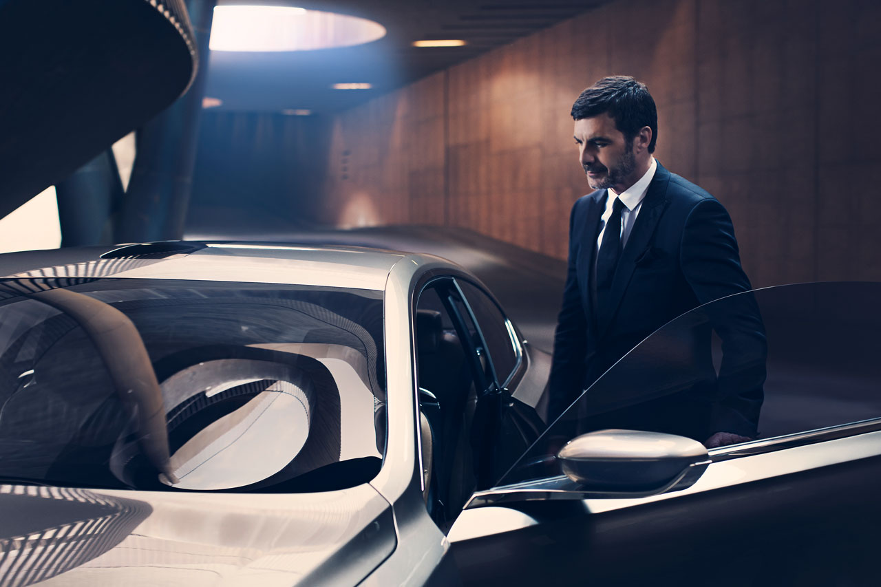 BMW Pininfarina Gran Lusso Coupé 43