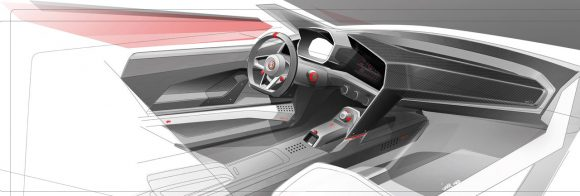 Volkswagen nos muestra el Golf GTI que llevarán al Wörthersee Tour