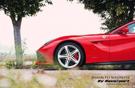 Revozport se atreve con el Ferrari F12berlinetta
