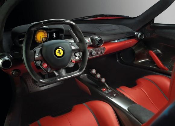 Ferrari ofrecerá una versión más radical del LaFerrari