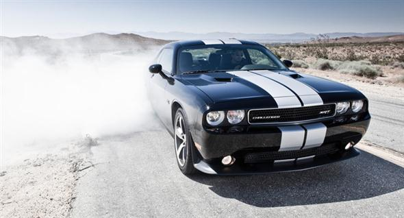 El Dodge Challenger Hellcat será el más potente de la casa