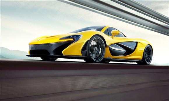 Más información del McLaren P13