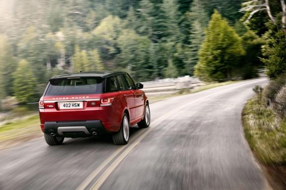 Range Rover Sport Hybrid, confirmado para septiembre