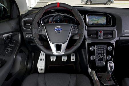 Heico Sportiv lanza el Volvo V40 Pirelli Edition