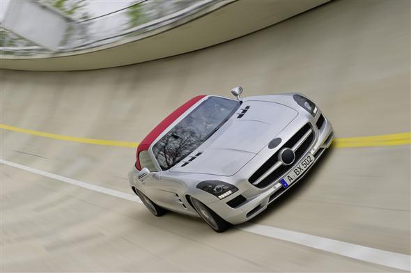 El Mercedes SLC estará disponible con dos motorizaciones