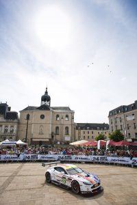 Aston Martin desvela el diseño ganador con el que correrán en Le Mans