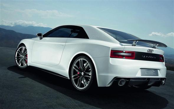 Audi prepara el camino del Sport Quattro y del Nanuk